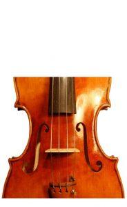 pergine violino trento abete olzer luca liutaio